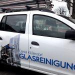 Firmenfahrzeug Klüßendorf